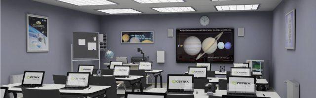 21st century classroom - 2-in-1 in digital classroom