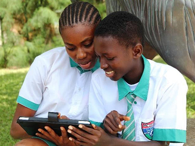 EdTech for All by Cetrix in Gambia