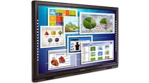 interactive LED panel