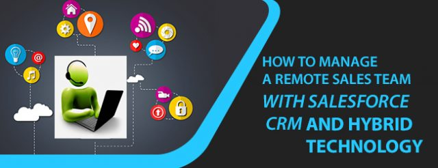 Salesforce CRM and Hybrid Devices